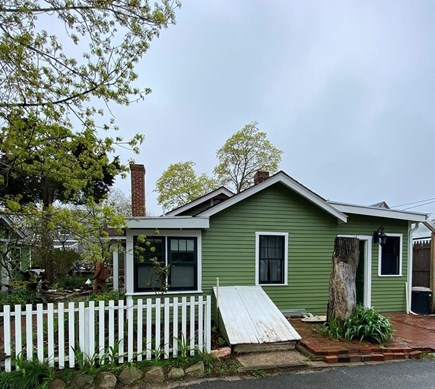 Oak Bluffs, East Chop Highlands, Oak Bluff Martha's Vineyard vacation rental - Front of house