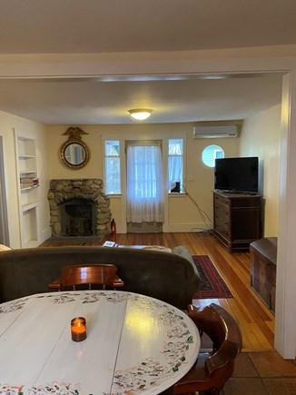 Oak Bluffs, East Chop Highlands, Oak Bluff Martha's Vineyard vacation rental - Living dining area