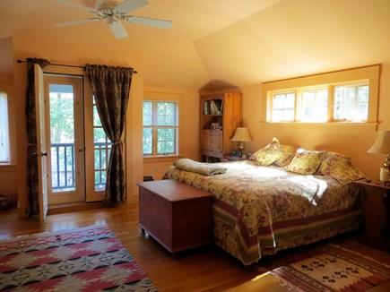 85 Martha's Rd. Edgartown Martha's Vineyard vacation rental - Master bedroom.