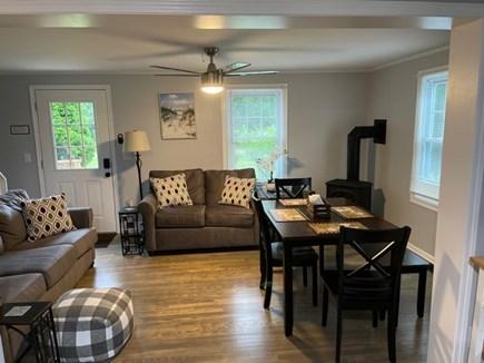 Katama-Edgartown Martha's Vineyard vacation rental - Dining Area