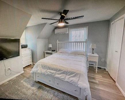 Katama-Edgartown Martha's Vineyard vacation rental - Bedroom 2 with queen bed on second floor