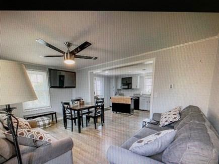 Katama-Edgartown Martha's Vineyard vacation rental - Living Area