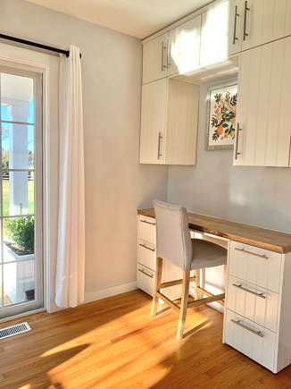 Oak Bluffs Martha's Vineyard vacation rental - At-Home Office AreaPerfect for the On-The-Go Executive