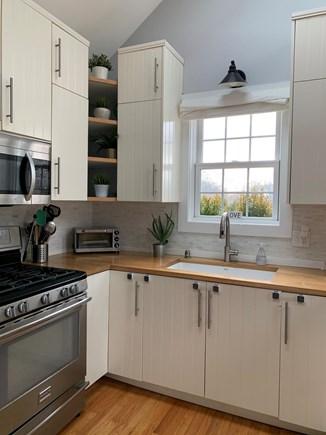 Oak Bluffs Martha's Vineyard vacation rental - Kitchen with Stainless Appliances