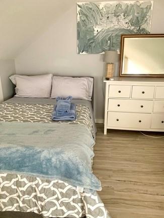 Oak Bluffs Martha's Vineyard vacation rental - Loft Double BedMini Fridge and Flatscreen TV