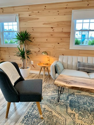 Oak Bluffs Martha's Vineyard vacation rental - Sitting Area Finished Garage