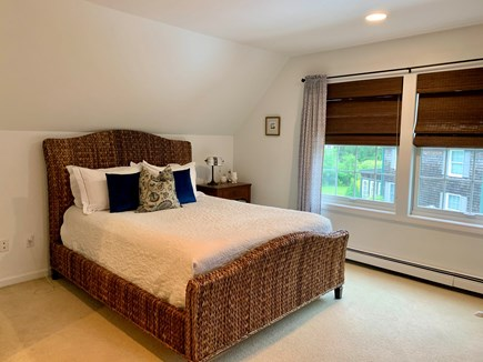 Oak Bluffs Martha's Vineyard vacation rental - Roomy second floor bedroom with private bathroom