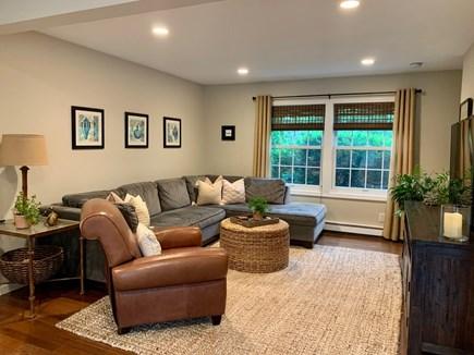 Oak Bluffs Martha's Vineyard vacation rental - Comfy living room with flat screen tv