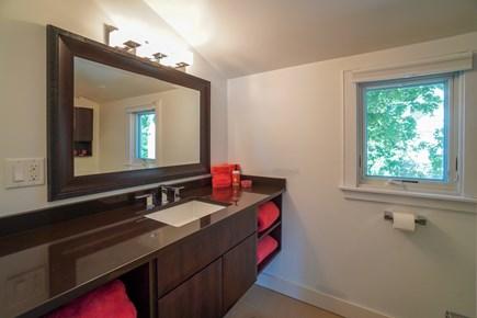 Oak Bluffs, #CozyBluffs Martha's Vineyard vacation rental - Master en suite bathroom with shower