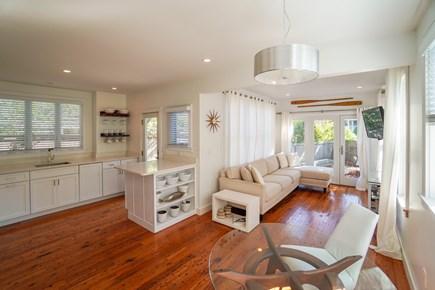 Oak Bluffs, #CozyBluffs Martha's Vineyard vacation rental - Open concept living/dining/kitchen on first floor