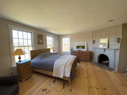 West Tisbury Martha's Vineyard vacation rental - Master bedroom 1