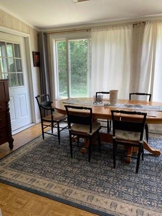 Oak Bluffs Martha's Vineyard vacation rental - Dining room and laundry room door.