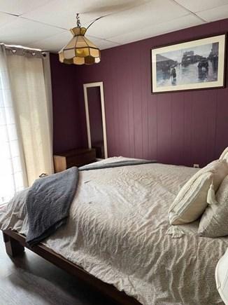 Oak Bluffs Martha's Vineyard vacation rental - First floor bedroom with Queen bed.