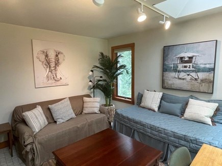 Oak Bluffs, Harthaven Martha's Vineyard vacation rental - The den is light-filled and is another space to relax