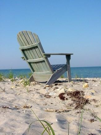 Oak Bluffs, Harthaven Martha's Vineyard vacation rental - Harthaven Beach on Nantucket Sound