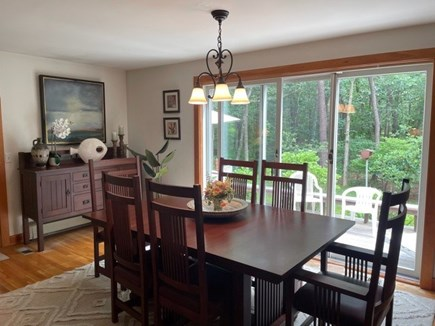 Oak Bluffs, Harthaven Martha's Vineyard vacation rental - Open floor plan with living, dining, and kitchen