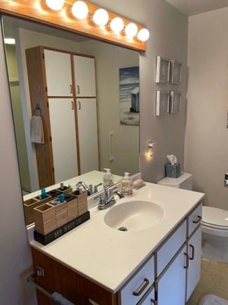 Oak Bluffs, Harthaven Martha's Vineyard vacation rental - One of the bathroom vanities