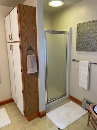 Oak Bluffs, Harthaven Martha's Vineyard vacation rental - One of the bathroom showers