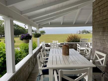 Oak Bluffs Martha's Vineyard vacation rental - Porch
