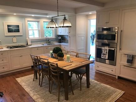 Oak Bluffs Martha's Vineyard vacation rental - Eat-in kitchen