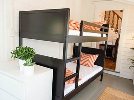 Oak Bluffs Martha's Vineyard vacation rental - Bedroom 6 - 2 Twins (seasonal sleeping porch)