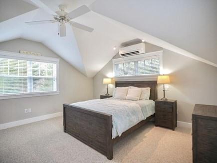 Edgartown Martha's Vineyard vacation rental - Bedroom #6 Carriage House Queen Bedroom with Full Bathroom