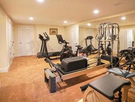 Edgartown Martha's Vineyard vacation rental - Exercise Room