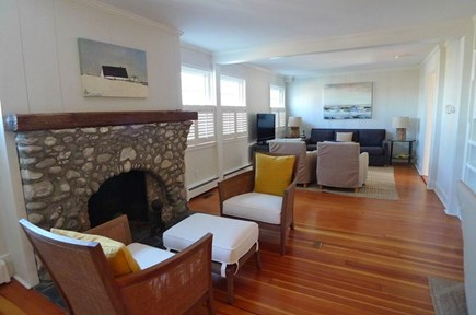 Oak Bluffs Martha's Vineyard vacation rental - Living Room with multiple sitting areas