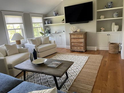 Oak Bluffs Martha's Vineyard vacation rental - 2nd Floor Family Room Great for Down Time.
