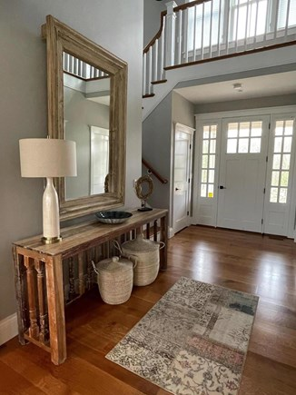 Oak Bluffs Martha's Vineyard vacation rental - Entry Way Facing the Front Door.