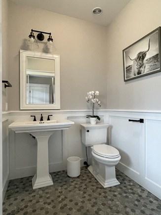 Oak Bluffs Martha's Vineyard vacation rental - 1st Floor Half Bathroom.