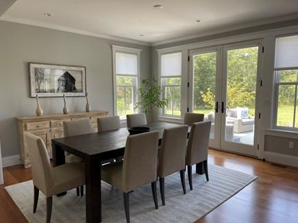 Oak Bluffs Martha's Vineyard vacation rental - Formal Dining Room for 8.