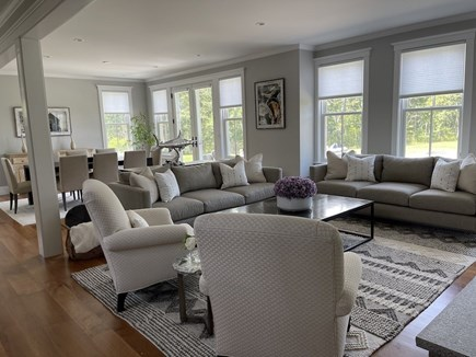 Oak Bluffs Martha's Vineyard vacation rental - Family Room on 1st floor That's Perfect for Guests.