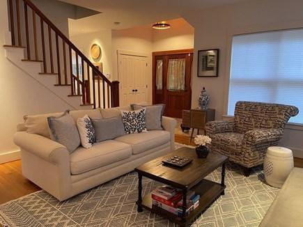 Oak Bluffs Martha's Vineyard vacation rental - Comfy Living Room.
