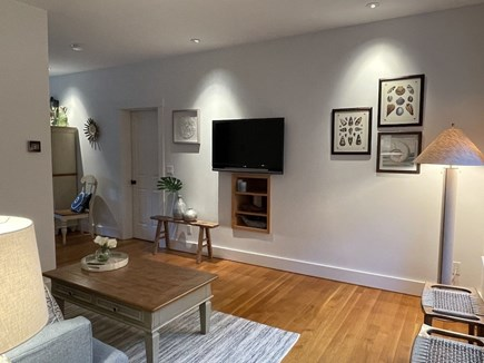 Oak Bluffs Martha's Vineyard vacation rental - Family Room with TV.