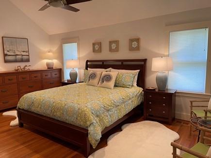 Oak Bluffs Martha's Vineyard vacation rental - 1st Floor Master Bedroom with 1 King.