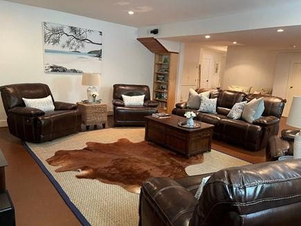 Oak Bluffs Martha's Vineyard vacation rental - Media Room, perfect for movie night!