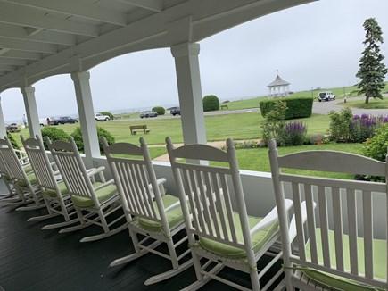 Oak Bluffs Martha's Vineyard vacation rental - Enjoy the Ocean Views From the Front Porch