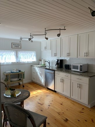 Oak Bluffs Martha's Vineyard vacation rental - Relax in the comfy Kitchen
