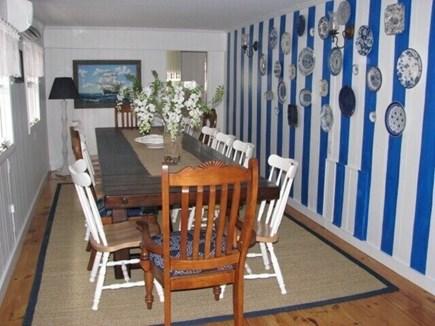 Oak Bluffs Martha's Vineyard vacation rental - Formal Dining Room for 14