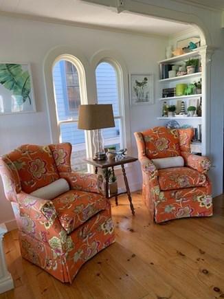 Oak Bluffs Martha's Vineyard vacation rental - Relaxing Living Room