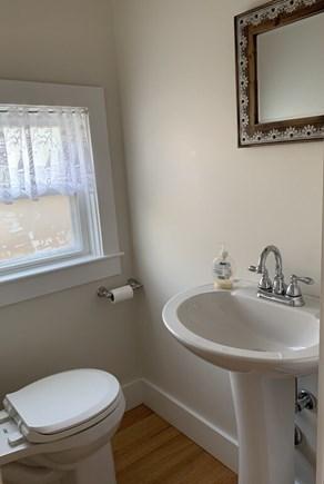 Oak Bluffs Martha's Vineyard vacation rental - Lovely bathroom on the first floor