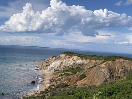 Oak Bluffs Martha's Vineyard vacation rental - Enjoy the beautiful views of Aquinnah Cliffs
