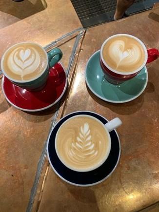Oak Bluffs Martha's Vineyard vacation rental - Perfect cappuccinos!