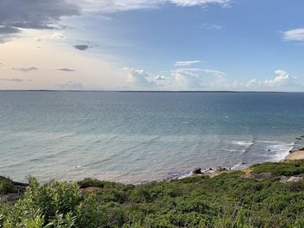 Oak Bluffs Martha's Vineyard vacation rental - A relaxing ocean view at Aquinnah Cliffs