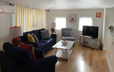 Oak Bluffs Martha's Vineyard vacation rental - Another view of the cozy living room.