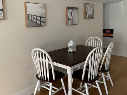 Oak Bluffs Martha's Vineyard vacation rental - Have dinner with your family and friends.
