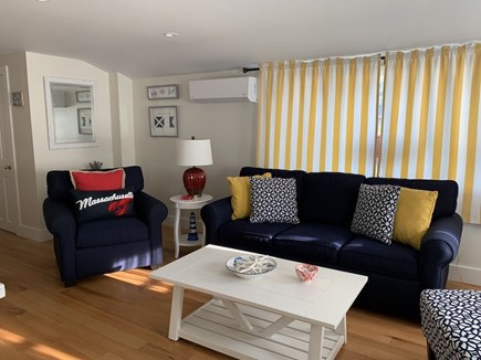 Oak Bluffs Martha's Vineyard vacation rental - Comfortable living room, perfect for family and friends!