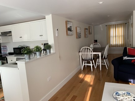 Oak Bluffs Martha's Vineyard vacation rental - View of the kitchen and living room