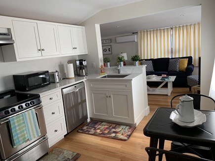 Oak Bluffs Martha's Vineyard vacation rental - A view of the kitchen and its appliances